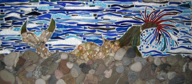 Lake Ontario Mermaid - Sold